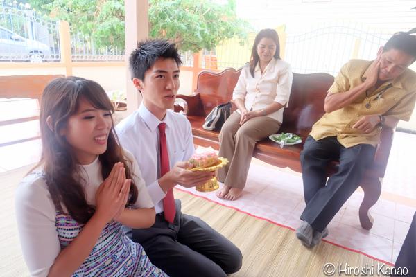 タイ人と結婚 両親 ご挨拶 3