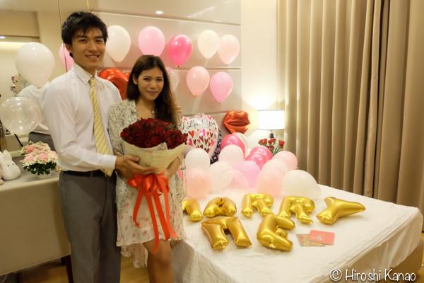 バンコクでプロポーズ 1