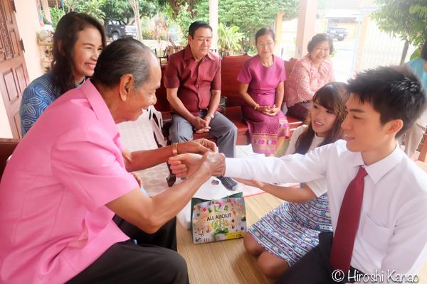 タイ人と結婚 両親 ご挨拶 5
