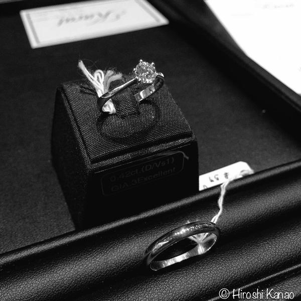 バンコク 結婚 指輪 ダイヤ Karat パラゴン16