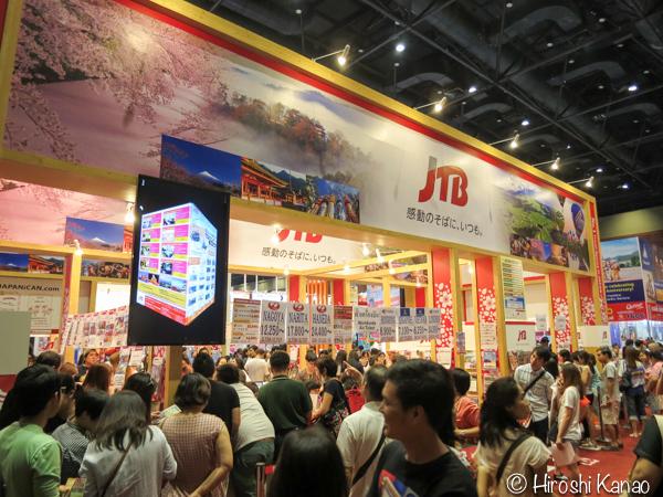 TITF 2016 タイ旅行フェア クイーンシリキット コンベンションセンター 5