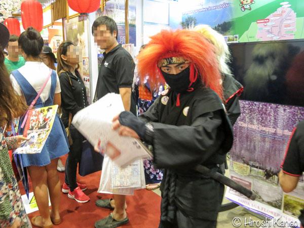 TITF 2016 タイ旅行フェア クイーンシリキット コンベンションセンター 16