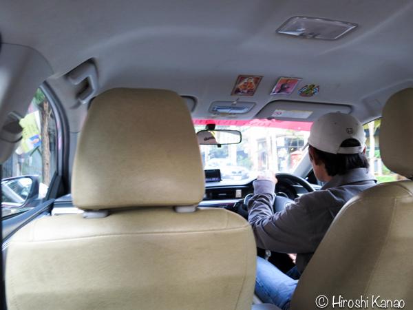 3 バンコク タクシー
