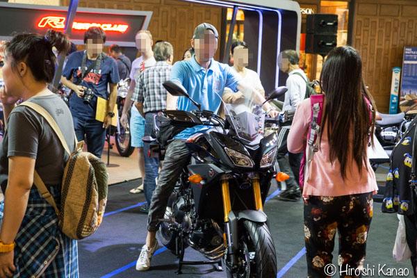 タイ バンコク バイク フェス 2016 bangkok motorbike festival 2016 19 yamaha