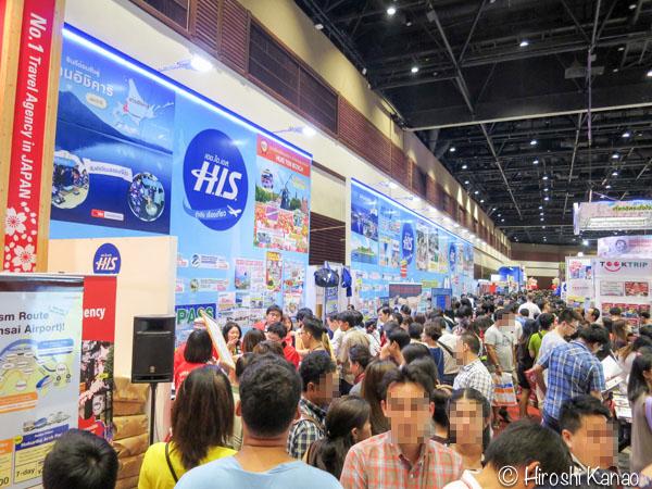 TITF 2016 タイ旅行フェア クイーンシリキット コンベンションセンター 7