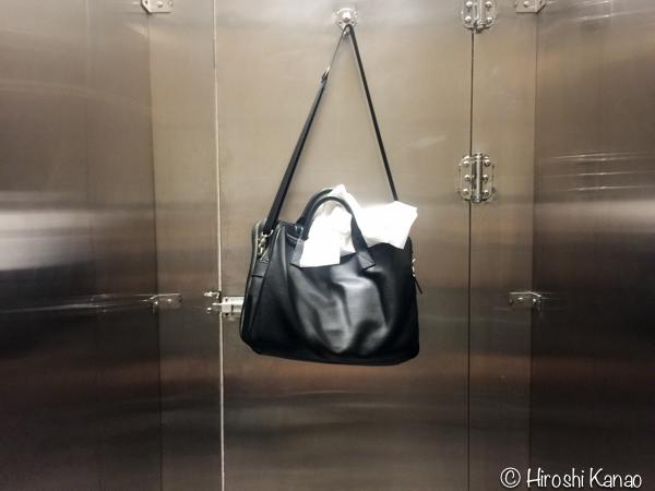 MRT チャトチャック公園駅 トイレ トイレットペーパー 1