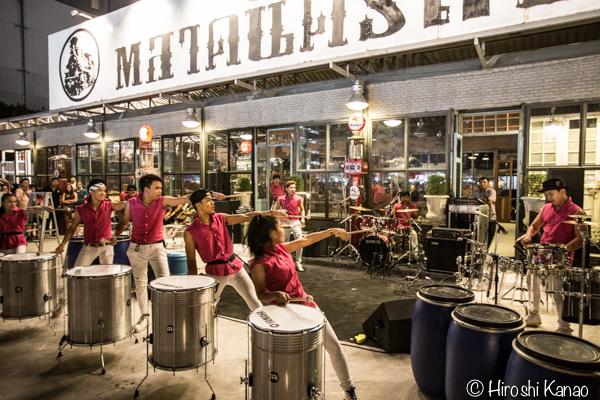2015年1月 タラートロットファイ ラチャダー バンコク ナイトマーケット 人気スポット 観光 24