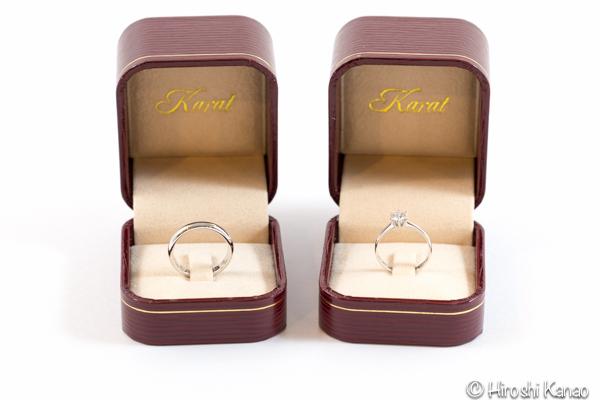 バンコク 結婚 指輪 ダイヤ Karat パラゴン2