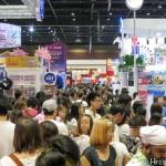 タイ国際旅行フェア2016に行ってきた!地元富山県の単独ブースがなくてもっとグイグイ来てほしい。