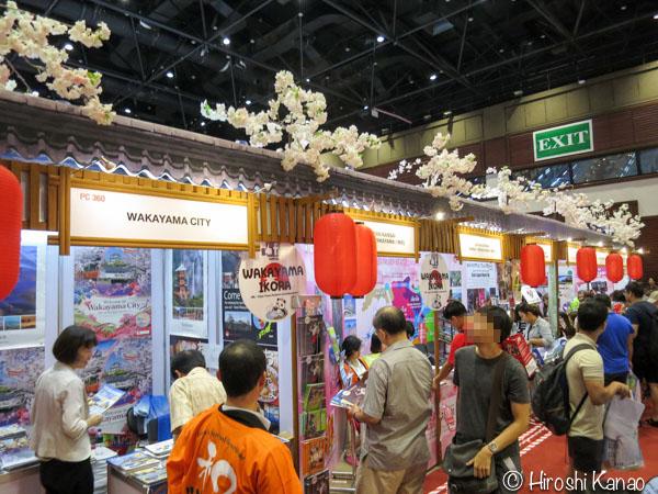 TITF 2016 タイ旅行フェア クイーンシリキット コンベンションセンター 12