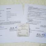 【タイで国際結婚】結婚資格宣言書と独身証明書を受取に在タイ日本大使館へ行ってきた