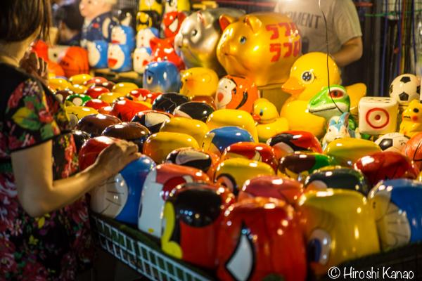 タラート ロットファイ ラチャダー タイカルチャーセンター ナイトマーケット エスプレネード裏 タイ 観光 バンコク 11