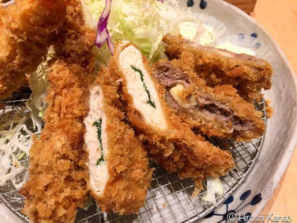 とんかつ 和幸 バンコク ISETAN 6階 釜炊きご飯 おかわり自由 4