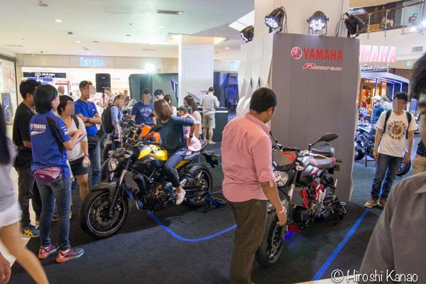 タイ バンコク バイク フェス 2016 bangkok motorbike festival 2016 20 yamaha