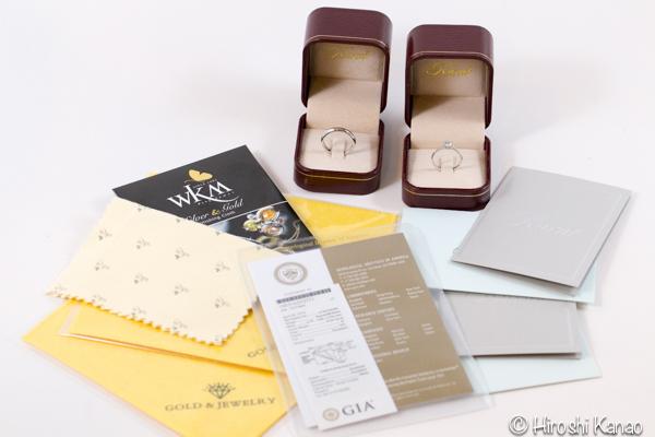バンコク 結婚 指輪 ダイヤ Karat パラゴン6