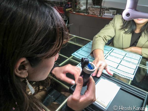 バンコク 結婚 指輪 ダイヤ Karat パラゴン13