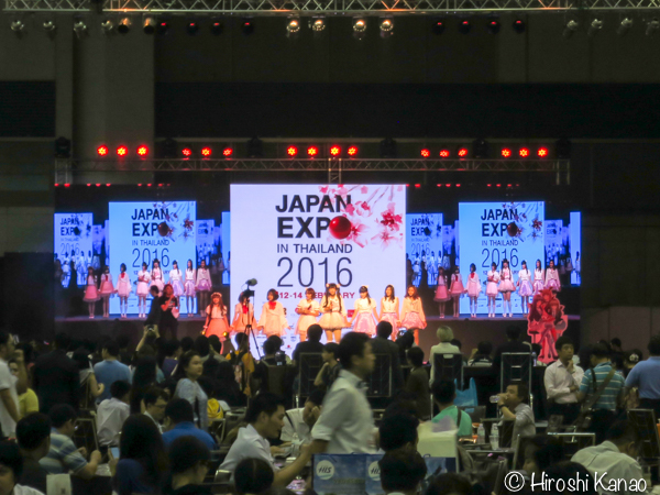 Japan expo in thailand 2016 siam paragon 5f 3