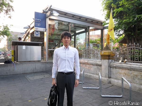 タイ 日本 国際結婚 バンコク バンラック区役所 バンラック区 婚姻登録1