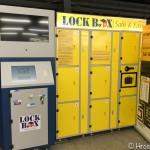 トランジットで、バンコク日帰り観光の際に便利!ARLマッカサン駅にコインロッカーが設置されたよ!