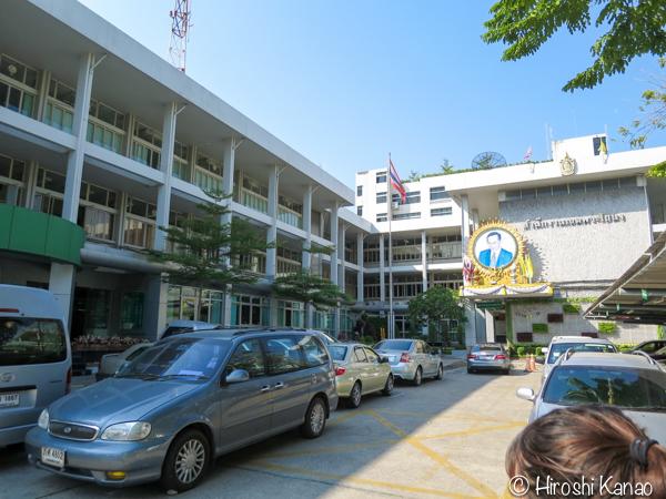 タイ 日本 国際結婚 バンコク区役所 婚姻登録証 プラカノン ワッタナー プラカノン 15