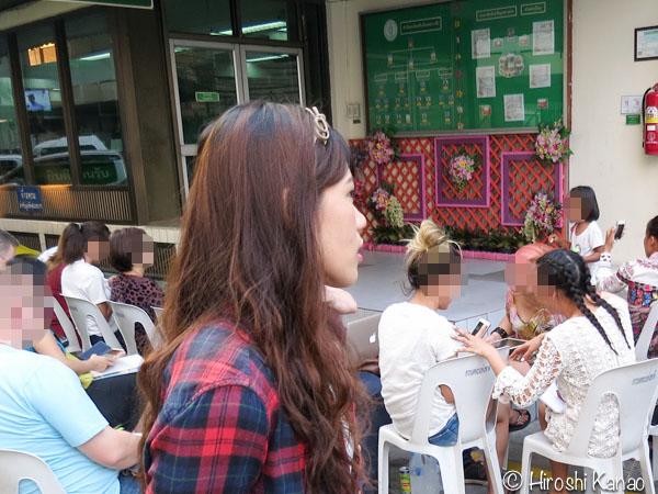 タイ 日本 国際結婚 バンコク バンラック区役所 バンラック区 婚姻登録6 2
