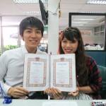 国際結婚しました!タイで国際結婚の手続きにバンコクの区役所に5回も行ったけど!