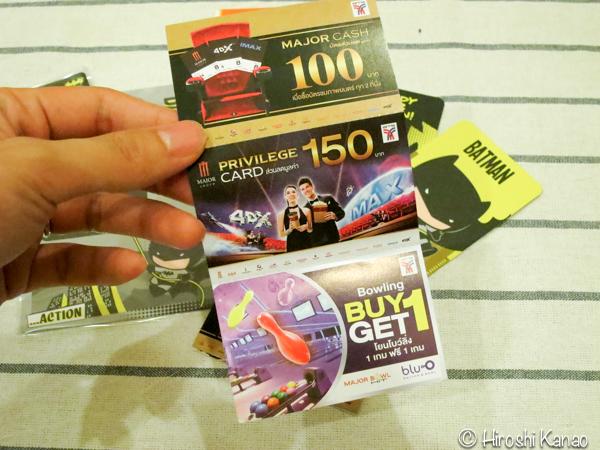 バンコク BTS カード バッドマン 限定 電子マネー 2