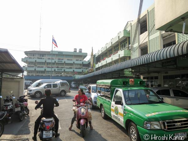 タイ 日本 国際結婚 バンコク区役所 バンコクノイ区 婚姻登録証 2