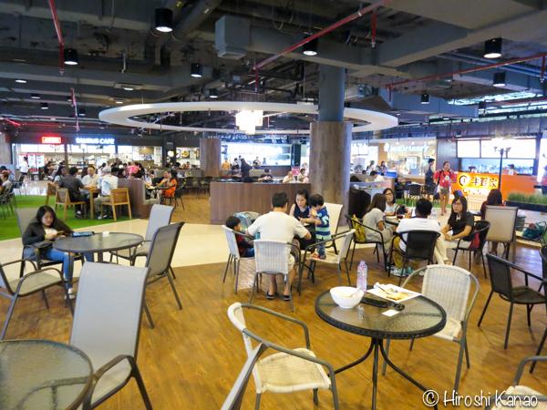 ドンムアン空港 フードコート 飲食店 7