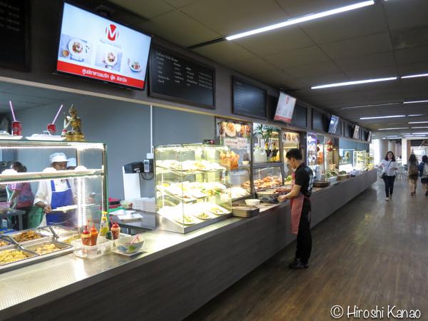 ドンムアン空港 フードコート 飲食店 12
