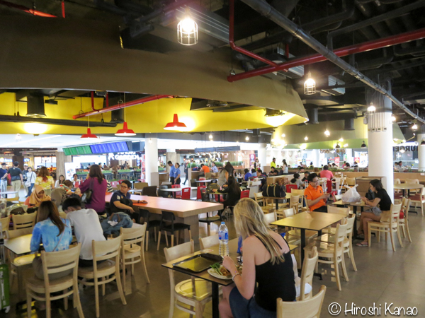 ドンムアン空港 フードコート 飲食店 6