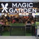 ドンムアン空港のフードコート『MAGIC GARDEN』が今アツい!