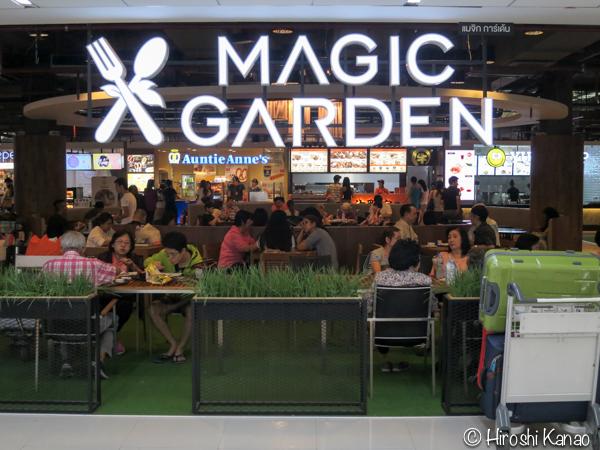 ドンムアン空港 フードコート 飲食店 11
