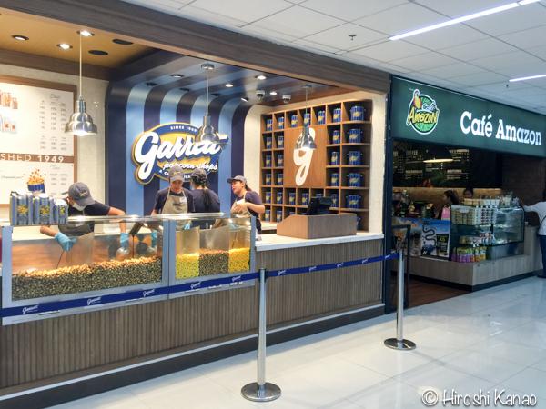 ドンムアン空港 フードコート 飲食店 22
