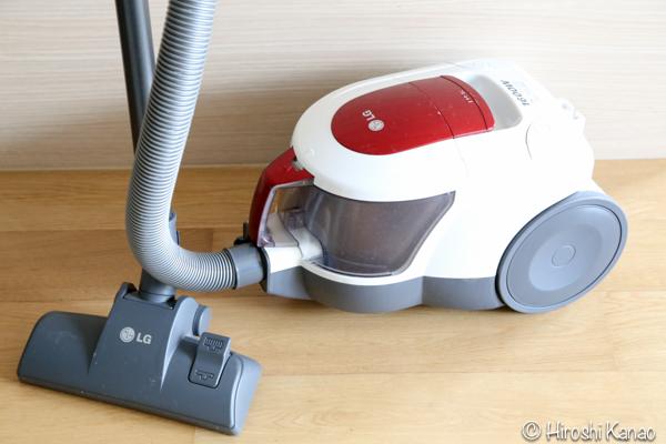 掃除機 ヤードム 排気 臭い スースー 5