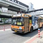バンコクのモーチットからドンムアン空港まで高速バスで行く方法