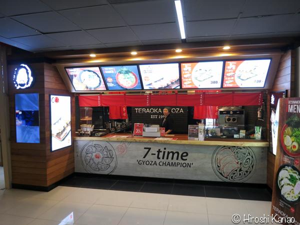 ドンムアン空港 フードコート 飲食店 8