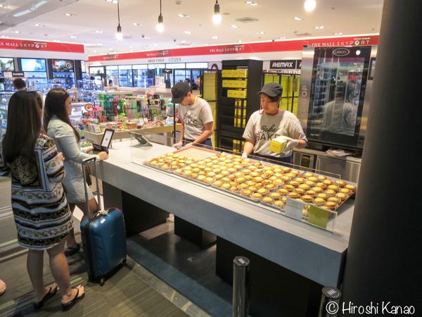 ドンムアン空港 フードコート 飲食店 19