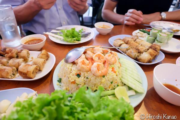 ウボン ベトナム料理 ゴルファーハウス グルメ 1