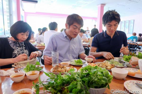 ウボン ベトナム料理 ゴルファーハウス グルメ 2
