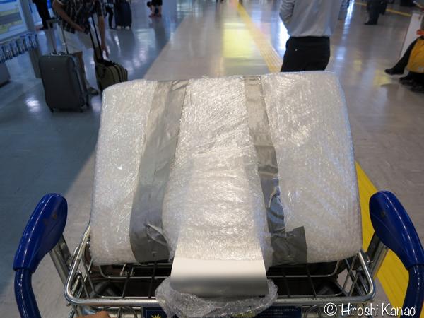 Imac ハンドキャリー carry on  飛行機 手荷物 20