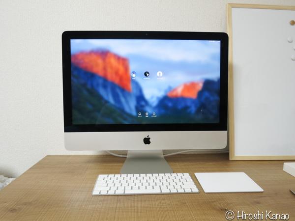 iMacをバンコクから日本へ、手荷物として無事に持ってこれました!