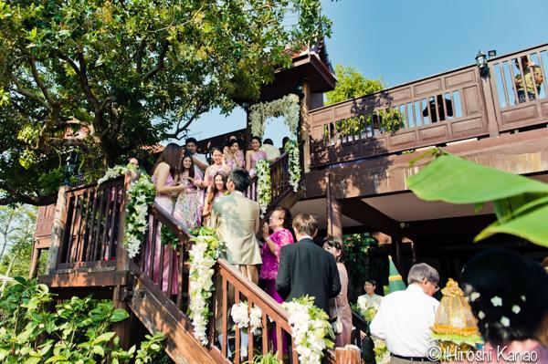 タイ 結婚式 タイ式ウェディング タイ人と結婚 国際結婚 関門 10