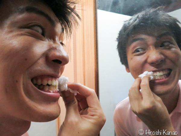 歯のホワイトニングテープ 5