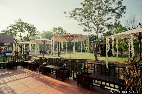 タイ 結婚式 タイ式ウェディング タイ人と結婚 国際結婚 会場 8