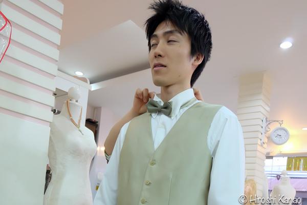 タイ 伝統的結婚式 衣装 3