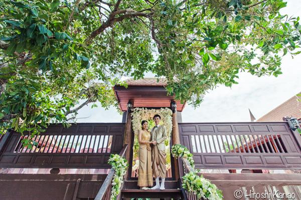 タイ 結婚式 タイ式ウェディング タイ人と結婚 国際結婚