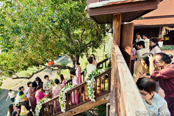 タイ 結婚式 タイ式ウェディング タイ人と結婚 国際結婚 関門 11
