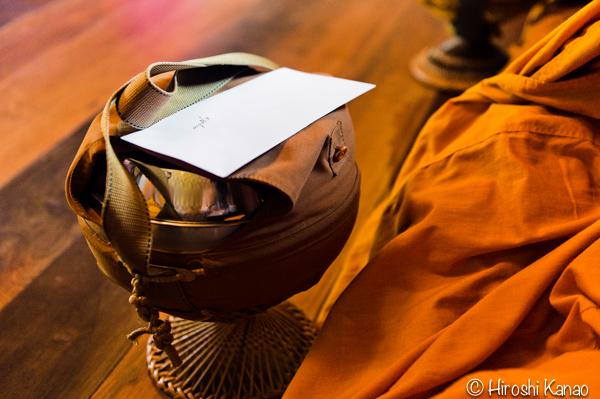 タイ 結婚式 タイ式ウェディング タイ人と結婚 国際結婚 読経8