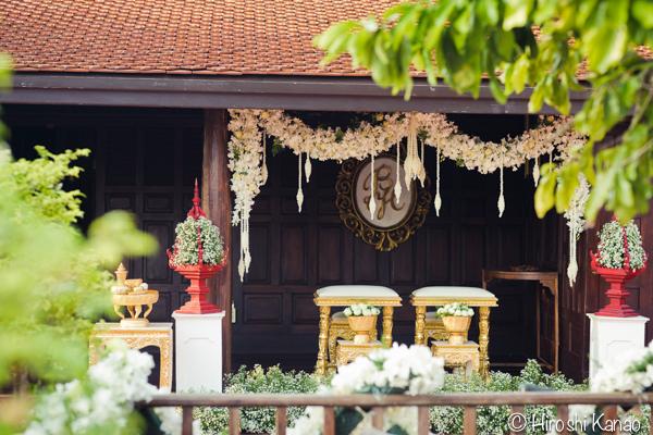 タイ 結婚式 タイ式ウェディング タイ人と結婚 国際結婚 会場 6